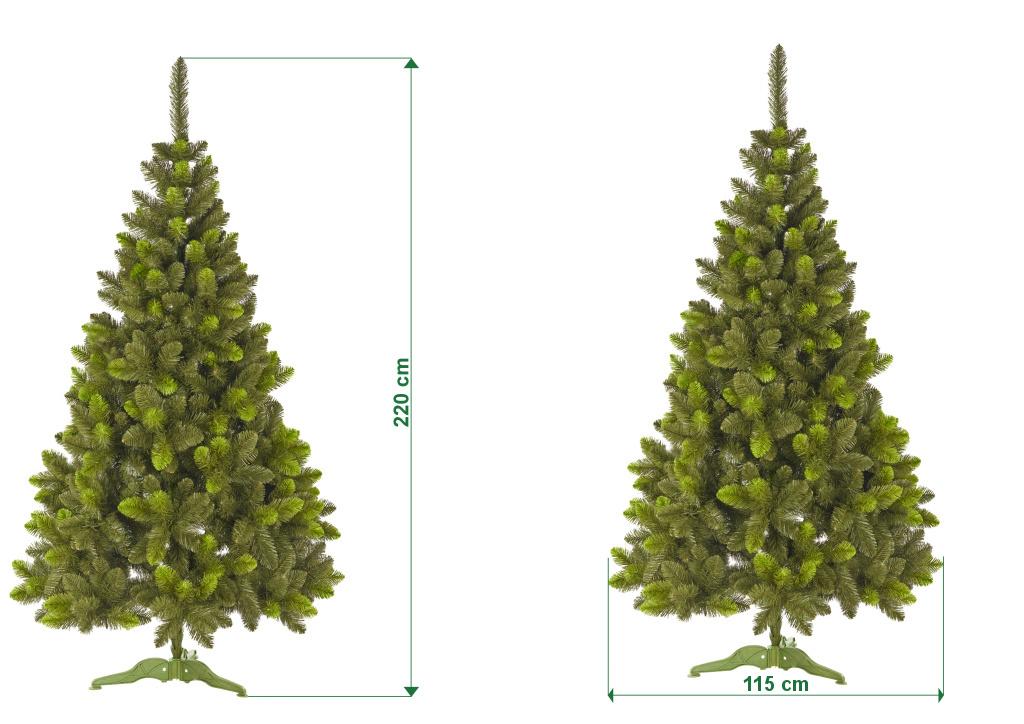 umely-vanocni-stromecek-borovice-PAULA-se-svetlymi-konci-rozmery-220cm-130cm-stromeckov
